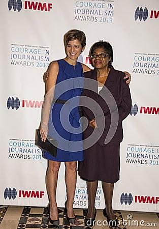 Cindi Leive and Edna Machiori Editorial Photography