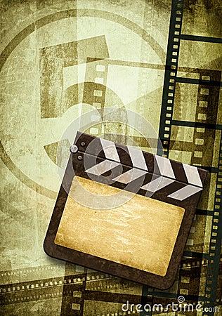 Free Cinema Background Stock Image - 7507551