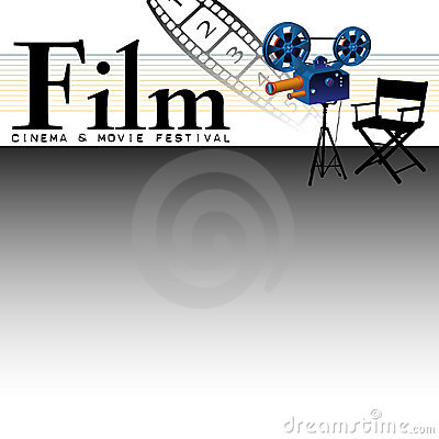 Cinema and movie festival