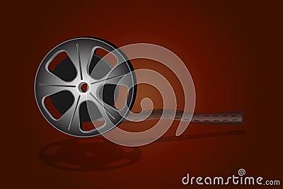 Cinema reel film