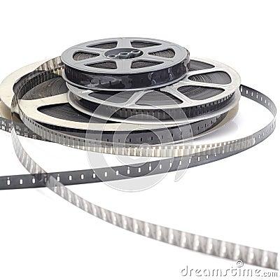 Cinema roll film