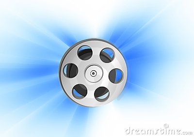 Cinema spool