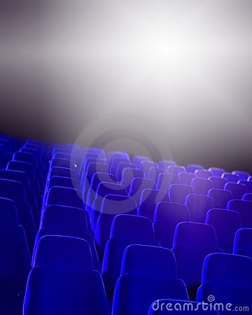 Cinema Spotlight Stock Photo - Image: 14878030