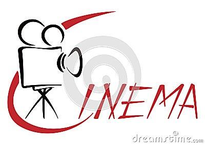Cinema symbol