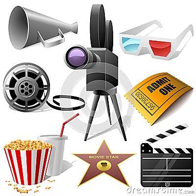 Cinema symbols