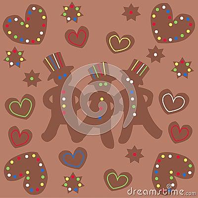 Cinnamon cakes