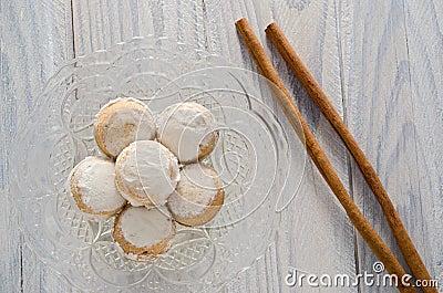 Cinnamon Cupcakes
