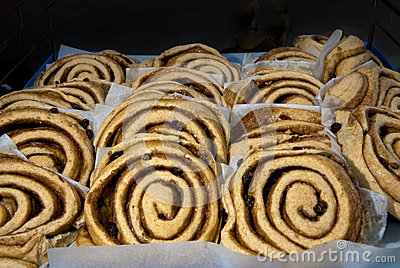 Cinnamon Rolls fresh baked