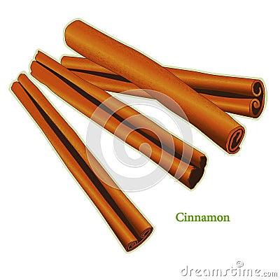 Cinnamon Sticks Spice