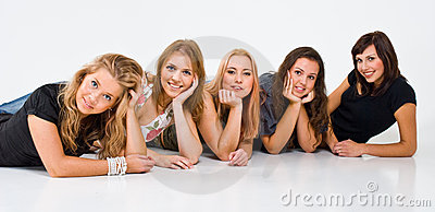 Cinque donne