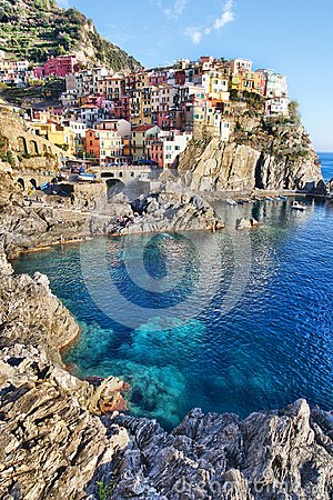Free Cinque Terre, Italy Royalty Free Stock Photography - 104459077