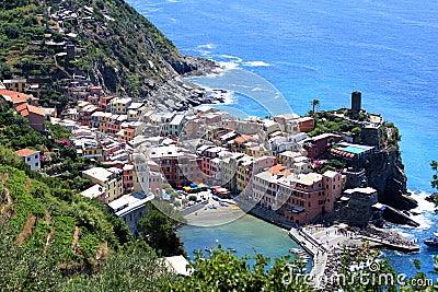 Cinque Terre, Italy Five Towns
