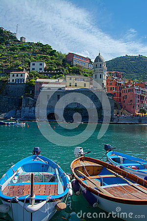 Free Cinque Terre, Liguria, Italy Royalty Free Stock Images - 42910949