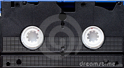 Cinta del VHS