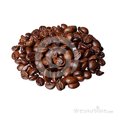 Free Cioccolato Annella Gourmet Coffee On White Background. Stock Image - 116999411