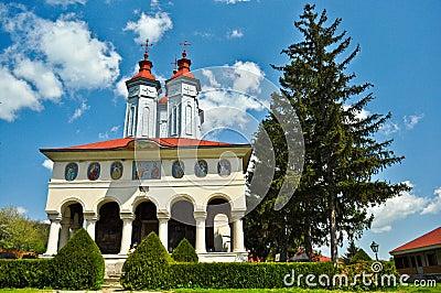 Ciolanu Monastery Editorial Photography