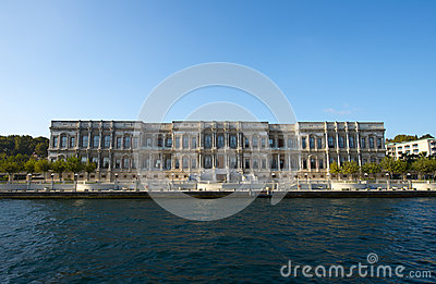 Ciragan Palace, Bosphorus, Travel Istanbul Turkey