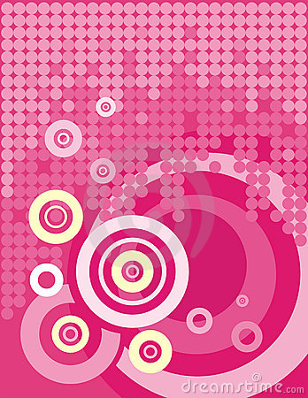 Circle background series