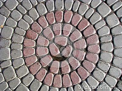 Circle cobbles