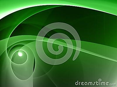 Circle color green