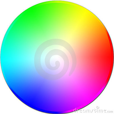 Circle colored