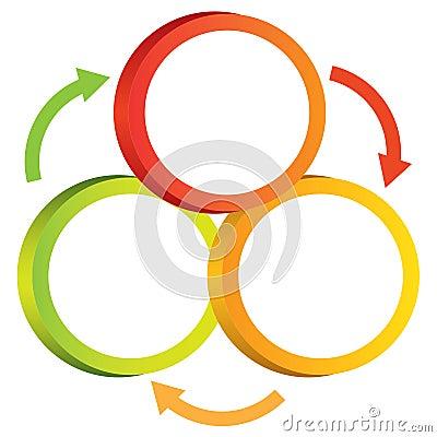 Free Circle Diagram Stock Photo - 40850770