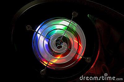 Circle lighting