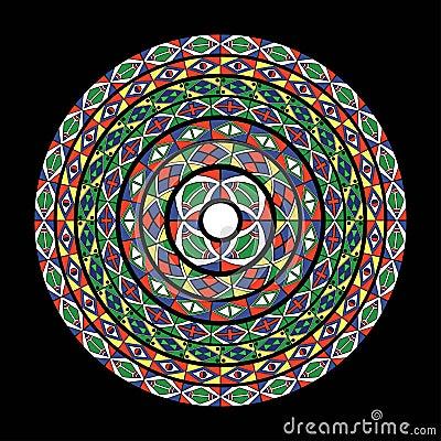 Free Circle Pattern Stock Photography - 14404992