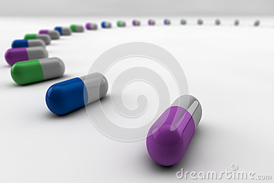 Circle of Pills