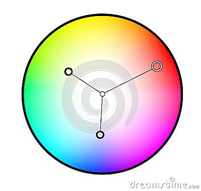 Circle with rim