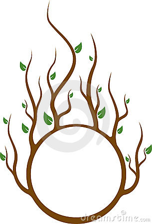 Free Circle Tree Royalty Free Stock Image - 1701406