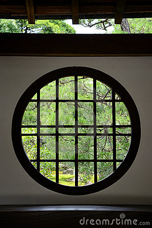 Circle Window Royalty Free Stock Photos Image 20176798