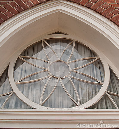Circle window in historic church stock photo image 44233744 for Window design circle