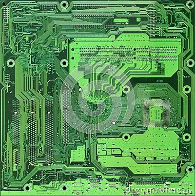Free Circuit Board Stock Photography - 3499212