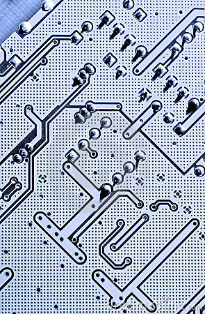 Free Circuit Board Background Stock Photos - 2673993