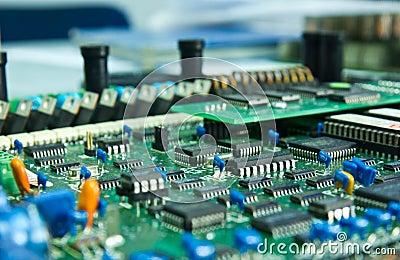 Circuit board Comp.