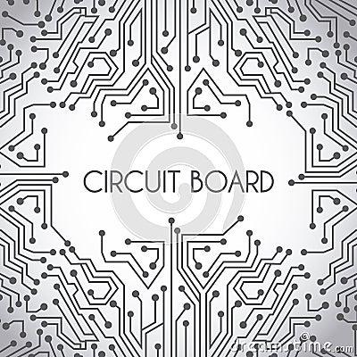 Free Circuit Board Design Stock Photo - 31330420