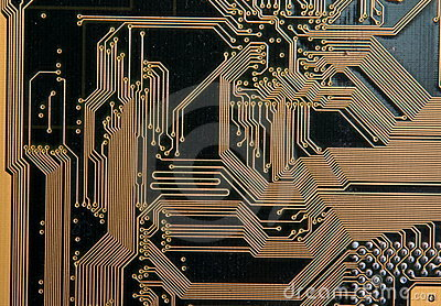 Circuit board and integrated circuits