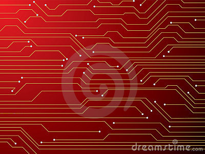 Circuit board red