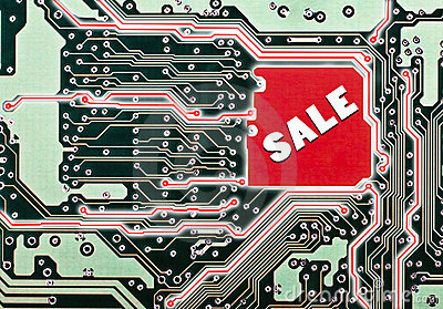 A circuit board for a sale