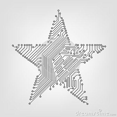 Circuit board star