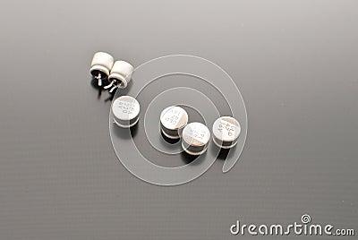 Circuit Board Transistors