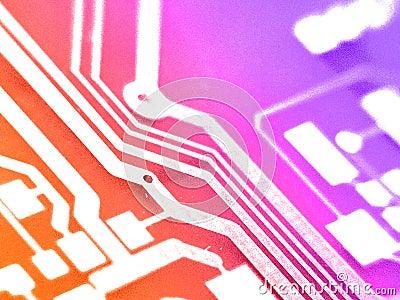 Circuit electronic board
