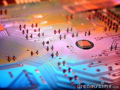 Circuits of a computer