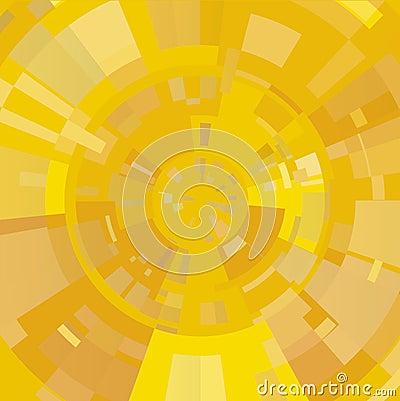 Circular background (vector)