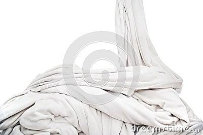 Circular knitting machine cloth