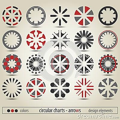 Circular pointers