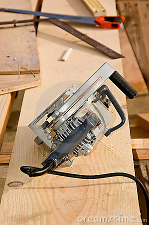 Free Circular Saw Stock Photography - 3950782