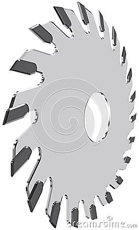 Free Circular Saw Blade Stock Photography - 27817592