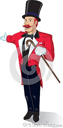 Circus Announcer